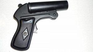Сигнальный пистолет (Ракетница) СП-81