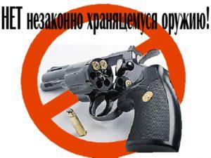 Какой штраф за просроченное разрешение на оружие