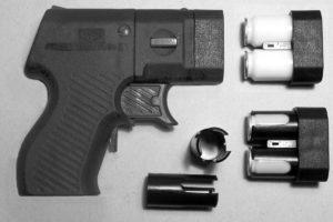 Револьвер для самообороны