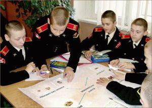 Военные училища после 9 класса для мальчиков