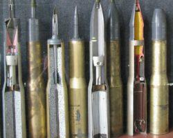 подкалиберных снарядов